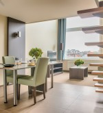 Arass Duplex Superior dining table