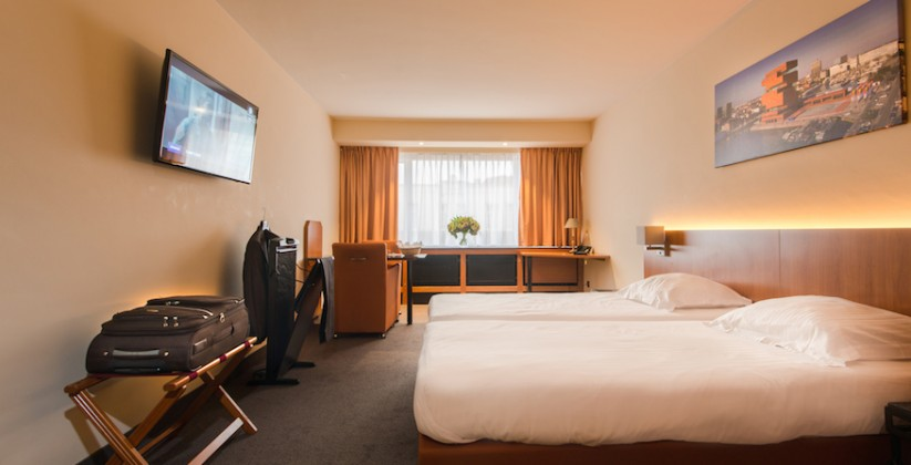 Arass Hotel Standard room4