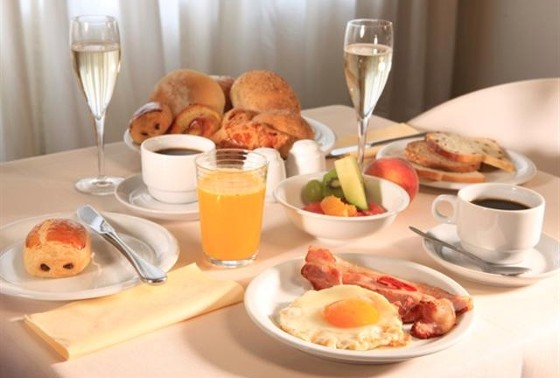 ontbijtacces