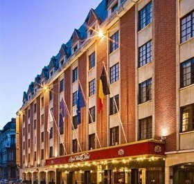 Royal Windsor Hotel Grand Place - Brussel Centrum