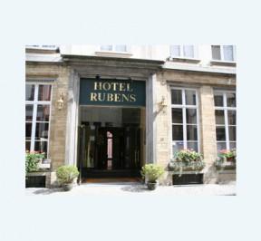 Hotel Rubens Grote Markt - Antwerpen