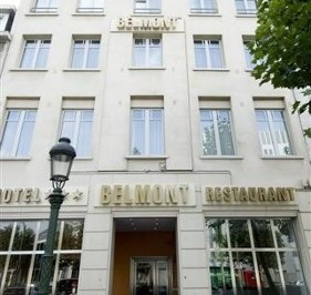 Hotel Belmont - Brussels Center