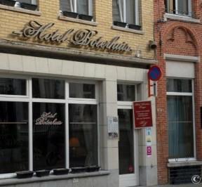 Hotel Boterhuis - Brugge / Bruges