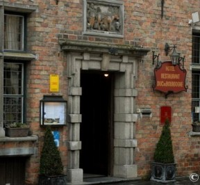 Hotel Duc de Bourgogne - Brugge
