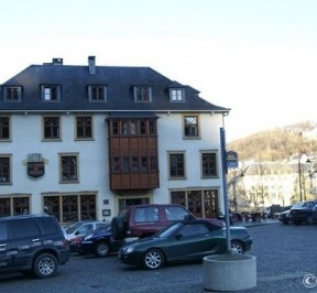 Best Western Hotel La Porte De France - Bouillon