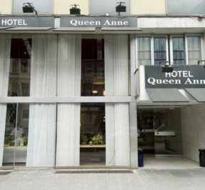 Hotel Queen Anne - Brussels Center
