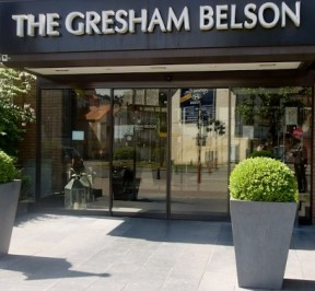 Gresham Belson Hotel Brussels - Evere