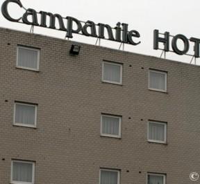 Campanile Hotel Brussels Vilvoorde - Vilvorde