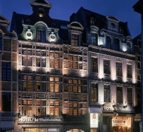 Hotel La Madeleine - Brussels Center