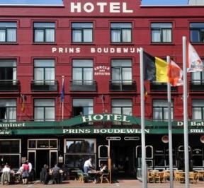 Hotel Prins Boudewijn - Knokke-Heist