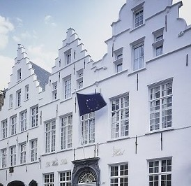 Small Luxury & Boutique Hotel De Witte Lelie - Antwerp