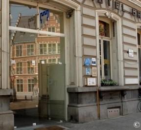Hotel Gravensteen - Gent / Gand