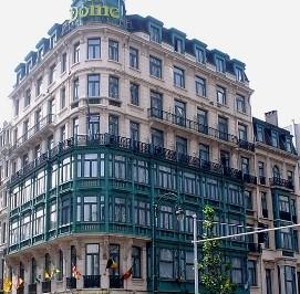 Hotel Le Dôme - Brussel Centrum