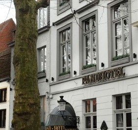The PandHotel, Small Luxury Hotel - Brugge