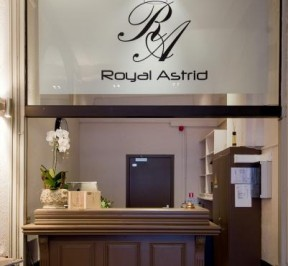 Hotel Royal Astrid - Aalst