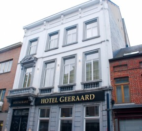 Hotel-Restaurant Geeraard - Geeraardsbergen