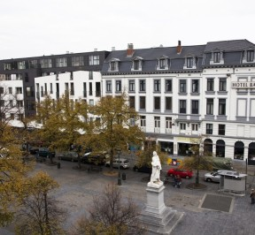 Hotel Barry - Brussel Centrum