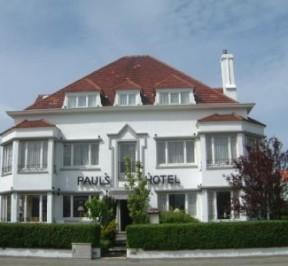 Paul's Hotel - Knokke-Heist