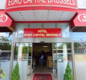 Hotel Euro Capital Brussels - Saint-Gilles