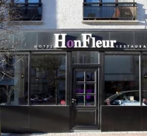 Hotel Restaurant Honfleur - Middelkerke