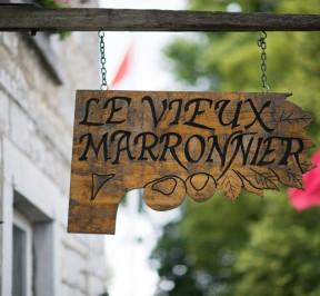 LE VIEUX MARRONNIER - Villers-Sur-Lesse